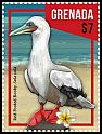 Cl: Red-footed Booby (Sula sula)(I do not have this stamp)  new (2016)