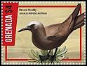 Cl: Brown Noddy (Anous stolidus)(I do not have this stamp)  new (2016)