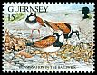 Cl: Ruddy Turnstone (Arenaria interpres) SG 531 (1991) 40