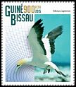 Cl: Cape Gannet (Morus capensis)(Out of range) (I do not have this stamp)  new (2015)
