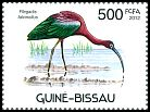 Cl: Glossy Ibis (Plegadis falcinellus)(Repeat for this country)  new (2012)  [8/11]