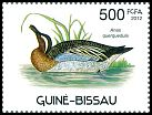 Cl: Garganey (Anas querquedula)(I do not have this stamp)  new (2012)  [8/11]