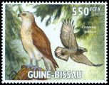 Cl: Short-toed Eagle (Circaetus gallicus)(Out of range) (I do not have this stamp)  new (2011)  [7/31]