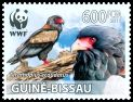 Cl: Bateleur (Terathopius ecaudatus)(I do not have this stamp)  new (2011)  [7/5]