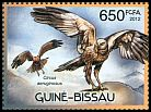 Cl: Western Marsh-Harrier (Circus aeruginosus)(Repeat for this country) (I do not have this stamp)  new (2012)  [8/18]