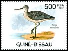 Cl: Common Greenshank (Tringa nebularia)(I do not have this stamp)  new (2012)  [8/11]