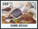 Cl: Lesser Black-backed Gull (Larus fuscus)(Repeat for this country) (I do not have this stamp)  new (2011)  [7/31]