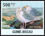 Cl: Glaucous Gull (Larus hyperboreus)(Out of range) (I do not have this stamp)  new (2011)  [7/31]