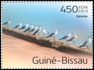 Cl: Black-headed Gull (Larus ridibundus)(Repeat for this country) (I do not have this stamp)  new (2013)