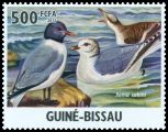 Cl: Sabine's Gull (Xema sabini)(Repeat for this country) (I do not have this stamp)  new (2011)  [7/31]