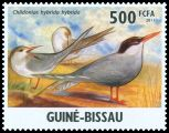 Cl: Whiskered Tern (Chlidonias hybridus)(I do not have this stamp)  new (2011)  [7/31]