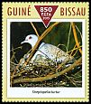 Cl: European Turtle-Dove (Streptopelia turtur)(I do not have this stamp)  new (2015)