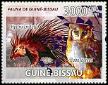 Cl: Verreaux's Eagle-Owl (Bubo lacteus)(Repeat for this country)  new (2008)  [6/0]