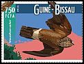 Cl: Mottled Spinetail (Telacanthura ussheri)(I do not have this stamp)  new (2015)