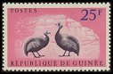 Cl: Helmeted Guineafowl (Numida meleagris)(Repeat for this country)  SG 279 (1961)  [3/19]