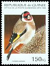 Cl: European Goldfinch (Carduelis carduelis)(Out of range)  SG 1629 (1995) 20