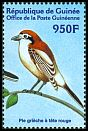 Cl: Woodchat Shrike (Lanius senator) <<Pie-gri&egrave;che &agrave; t&ecirc;te rouge>>  new (2001)