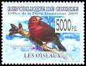 Cl: Red-billed Firefinch (Lagonosticta senegala)(I do not have this stamp)  new (2009)  [7/34]