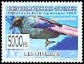 Cl: Long-tailed Glossy-Starling (Lamprotornis caudatus)(I do not have this stamp)  new (2009)  [7/34]