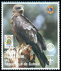 Cl: Black Kite (Milvus migrans) new (1998)