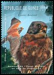 Cl: Lesser Kestrel (Falco naumanni)(Repeat for this country)  new (2012)  [8/6]