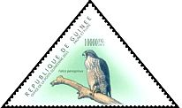 Cl: Peregrine Falcon (Falco peregrinus)(Repeat for this country) (I do not have this stamp)  new (2011)  [7/36]