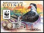 Cl: African Skimmer (Rynchops flavirostris)(Repeat for this country) (I do not have this stamp)  new (2015)