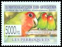 Cl: Rosy-faced Lovebird (Agapornis roseicollis)(Out of range)  new (2010)  [6/56]
