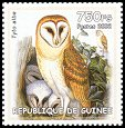Cl: Barn Owl (Tyto alba)(Repeat for this country)  new (2002)