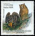 Cl: European Scops-Owl (Otus scops) new (2002)