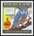 Cl: Southern White-faced Owl (Ptilopsis granti)(Out of range) (I do not have this stamp)  new (2011)  [7/29]