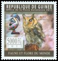 Cl: Usambara Eagle-Owl (Bubo vosseleri)(Out of range) (I do not have this stamp)  new (2011)  [7/29]