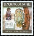 Cl: Tawny Owl (Strix aluco)(Out of range) (I do not have this stamp)  new (2011)  [7/29]