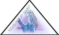 Cl: Tawny Owl (Strix aluco)(Out of range) (I do not have this stamp)  new (2011)  [7/36]