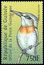 Cl: Giant Kingfisher (Megaceryle maximus) <<Alcyon g&eacute;ant>>  new (2001)
