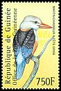 Cl: Grey-headed Kingfisher (Halcyon leucocephala) <<Martin-chasseur &agrave; t&ecirc;te grise>>  new (2001)