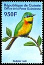 Cl: Little Bee-eater (Merops pusillus) <<Gu&ecirc;pier nain>>  new (2002)