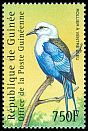 Cl: Blue-bellied Roller (Coracias cyanogaster) new (2001)