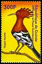 Cl: Eurasian Hoopoe (Upupa epops) <<Huppe fasci&eacute;e>>  new (2001)