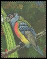 Cl: Toucan Barbet (Semnornis ramphastinus)(Out of range)  SG 2976 (1990)