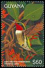 Cl: Ruby-throated Hummingbird (Archilochus colubris)(Out of range)  SG 4729 (1996)