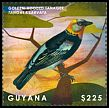 Cl: Golden-hooded Tanager (Tangara larvata)(Out of range)  SG 6841b (2013)  [5/45]