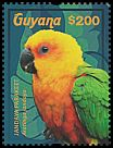 Cl: Jandaya Parakeet (Aratinga jandaya)(Out of range and no other stamp) (I do not have this stamp)  new (2015)