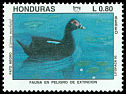 Cl: Muscovy Duck (Cairina moschata) <<Pato negro>>  SG 1267 (1993) 10