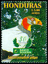 Cl: King Vulture (Sarcoramphus papa)(Repeat for this country)  SG 1521 (1999)