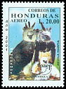 Cl: Harpy Eagle (Harpia harpyja)(Repeat for this country)  SG 1615 (2001)