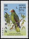 Cl: Yellow-lored Parrot (Amazona xantholora) SG 1742d (2004)