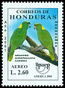 Cl: Yellow-headed Parrot (Amazona oratrix) SG 1612 (2001)