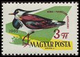 Cl: Northern Lapwing (Vanellus vanellus) SG 1788 (1961) 40