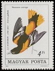 Cl: Baltimore Oriole (Icterus galbula)(Out of range)  SG 3638 (1985)  [2/2]